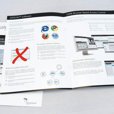Grosvenor-Brochure