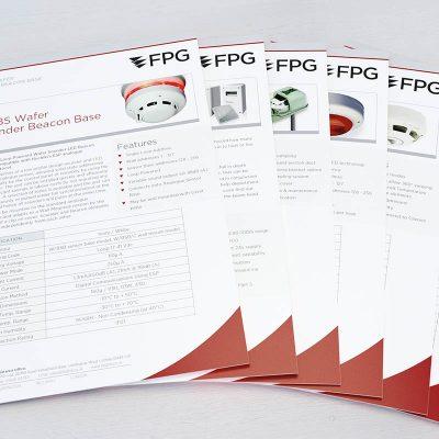 FPG-Datasheets
